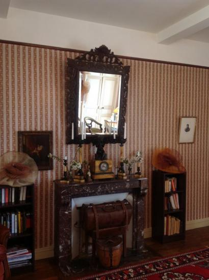 Chambre de Grand-Mère Charlotte